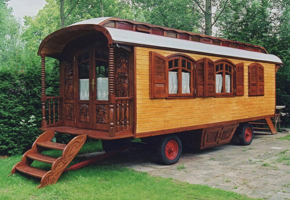 The Palace caravan